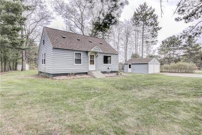 Chippewa Falls Single Family Home Active Offer: 18849 54th Avenue