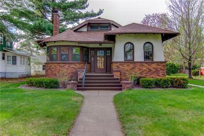 Chippewa Falls Single Family Home For Sale: 716 W Willow Street