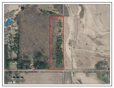 Jackson County, Clark County, Trempealeau County, Buffalo County, Monroe County, Chippewa County, Eau Claire County Residential Lots & Land Active Offer: Maple Road