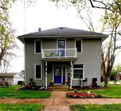 Clark County Single Family Home For Sale: 200 E Main Street