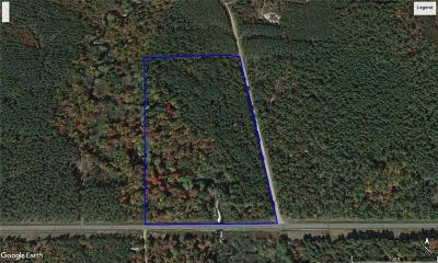 Jackson County, Clark County, Trempealeau County, Buffalo County, Monroe County, Chippewa County, Eau Claire County Residential Lots & Land For Sale: Cty Rd M