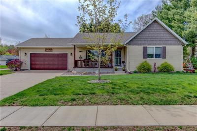 Eau Claire Single Family Home For Sale: 2404 14th Street