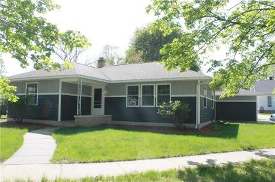 Eau Claire Single Family Home Active Offer: 1203 Wilson Drive