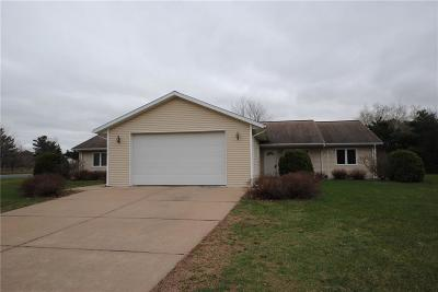 Menomonie Single Family Home Active Bump: 3226 Ingalls Road