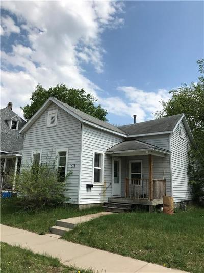 Eau Claire Single Family Home For Sale: 513 N Barstow Street