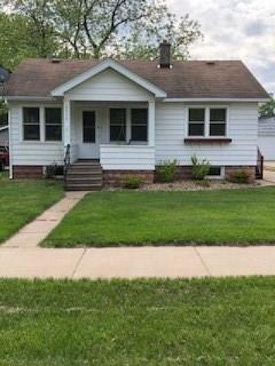 Eau Claire Single Family Home Active Offer: 2030 11th Street