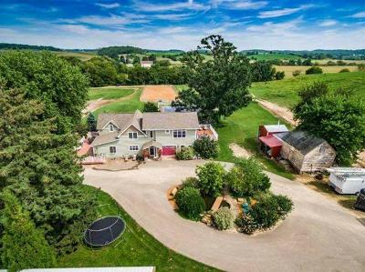 Menomonie WI Single Family Home For Sale: $750,000