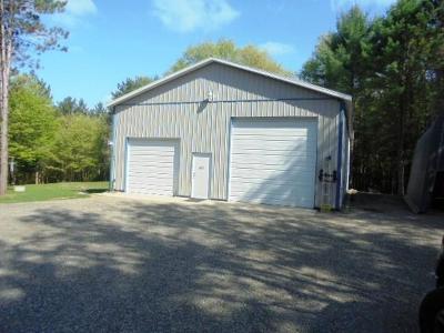 Clark County Single Family Home For Sale: N2652 Elger Road