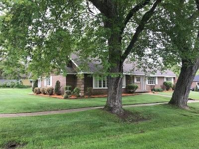 Jackson County Single Family Home For Sale: 401 Oakwood Street