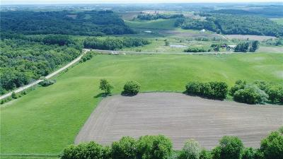 Jackson County, Clark County, Trempealeau County, Buffalo County, Monroe County, Chippewa County, Eau Claire County Residential Lots & Land For Sale: County Hwy D