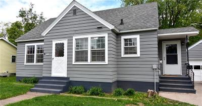 Rice Lake Single Family Home Active Offer: 1039 Nunn Avenue