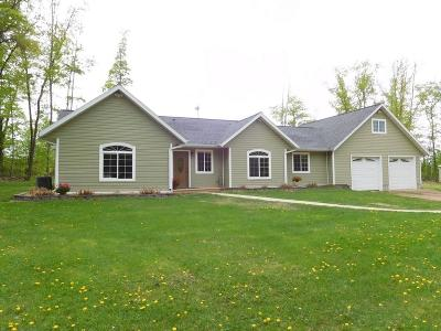 Siren WI Single Family Home For Sale: $218,500