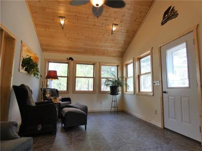 Grantsburg Single Family Home For Sale: 14565 Benson Road