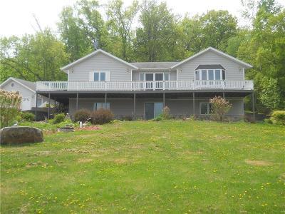 Chetek Single Family Home For Sale: 2671 10th Avenue