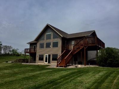 Jackson County, Clark County, Trempealeau County, Buffalo County, Monroe County, Chippewa County, Eau Claire County Single Family Home For Sale: 5441 350th Street