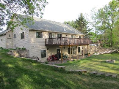 Barron County Single Family Home For Sale: 888 26 1/4 Street
