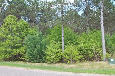Jackson County, Clark County, Trempealeau County, Buffalo County, Monroe County, Chippewa County, Eau Claire County Residential Lots & Land For Sale: Lot 1 Thistle Lane