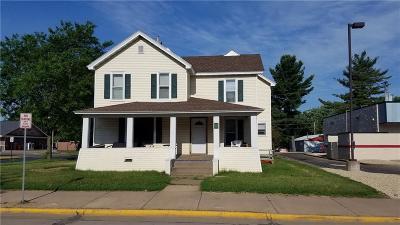 Menomonie Multi Family Home For Sale: 1121 S Broadway Street #1