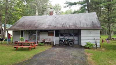 Jackson County, Clark County Single Family Home For Sale: N9529 Hwy E