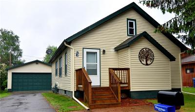Rice Lake Single Family Home Active Offer: 912 Duke Street