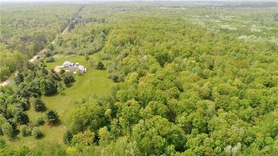 Jackson County, Clark County, Trempealeau County, Buffalo County, Monroe County, Chippewa County, Eau Claire County Residential Lots & Land For Sale: S1090 Tower Road
