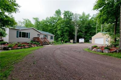 Rice Lake WI Single Family Home Active Offer: $219,900