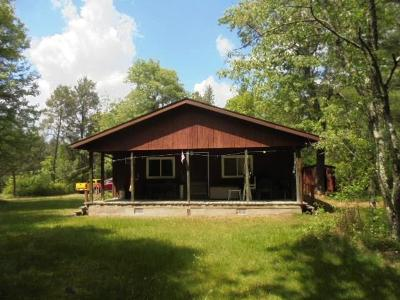 Black River Falls Single Family Home For Sale: W9671 Mission Road