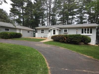 Barron County Single Family Home For Sale: 2454 10 1/8 Ave.