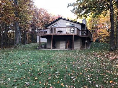 Jackson County, Clark County, Trempealeau County, Buffalo County, Monroe County, Chippewa County, Eau Claire County Single Family Home For Sale: S15 County Road N