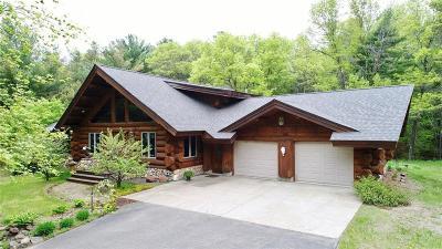 Chippewa Falls Single Family Home For Sale: 20474 50th Avenue