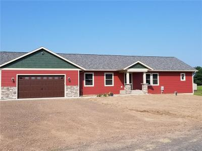 Cameron WI Single Family Home For Sale: $259,900