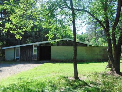 Osseo WI Single Family Home For Sale: $92,500