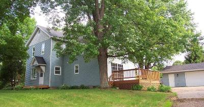 Menomonie Single Family Home For Sale: E5690 510th Avenue