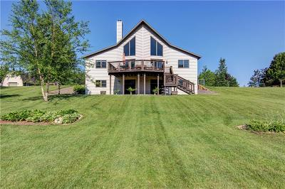 Chippewa Falls Single Family Home Active Offer: 8144 160th Street