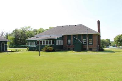 Whitehall Single Family Home For Sale: N36998 Hwy S Highway
