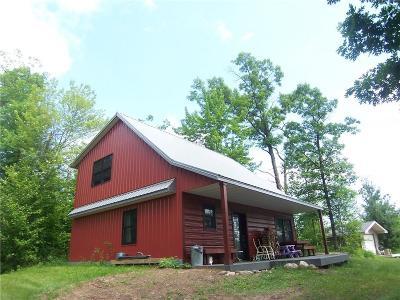 Single Family Home Sold: 28450 Old 35 Road