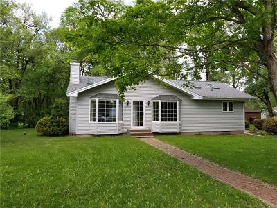 Barron County Single Family Home For Sale: 1899 22 1/2 Street