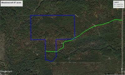Jackson County, Clark County Residential Lots & Land For Sale: Old Cty I
