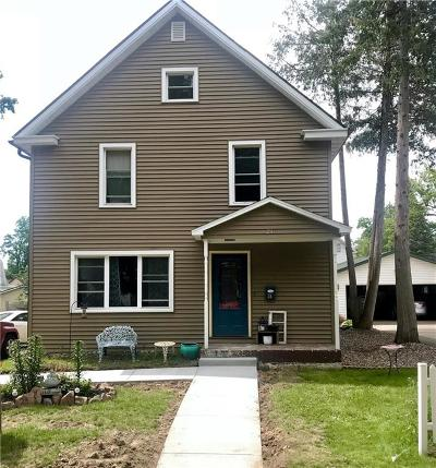 Barron County Single Family Home Active Under Contract: 24 W Stout Street