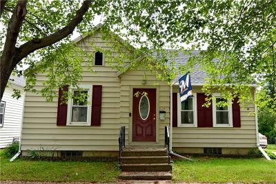 Rice Lake Single Family Home Active Offer: 123 Hatten Avenue