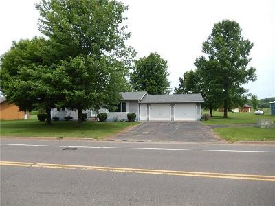 Barron County Single Family Home For Sale: 117 E Dallas Street