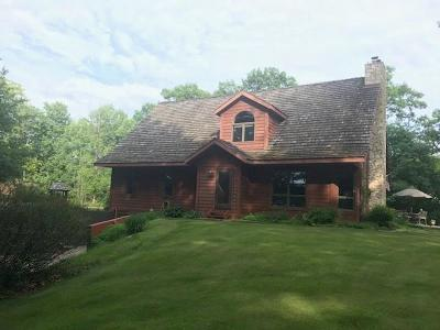 Whitehall Single Family Home Active Under Contract: N39190 Gavel Road