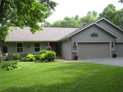 Chippewa Falls Single Family Home Active Offer: 18589 74th Avenue