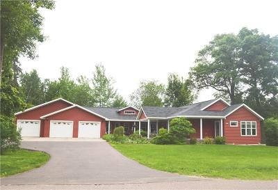 Barron County Single Family Home For Sale: 1332 Knapp Street