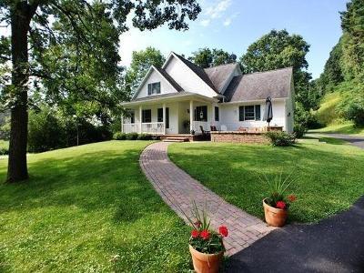 Jackson County, Clark County, Trempealeau County, Buffalo County, Monroe County, Chippewa County, Eau Claire County Single Family Home For Sale: S1617 County Road I