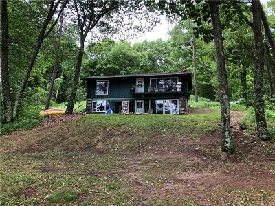 Single Family Home For Sale: 10840 N Linden Road