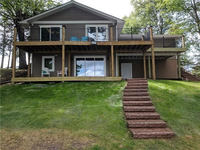 Single Family Home For Sale: N1864 County Highway M