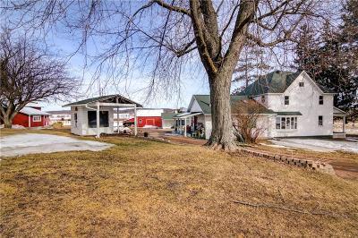 Jackson County, Clark County, Trempealeau County, Buffalo County, Monroe County, Chippewa County, Eau Claire County Single Family Home For Sale: 14410 County Road O