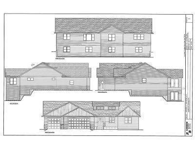 Eau Claire Single Family Home For Sale: S8370 Apple Road