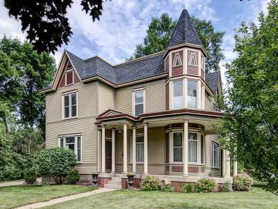 Single Family Home For Sale: 435 Jefferson Street